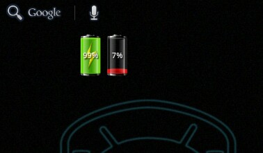 Asus Eee Pad Transformer Dual Battery Widget