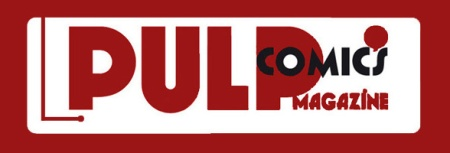 Pulp Comics Magazine